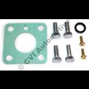Fitting kit exhaust bend, AQ60/90/95/100/110/115/120A/130, BB30/100/115