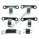 Fitting kit handbrake shoes 200/700/900 (+164 1975)