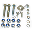 Bolt kit rear axle Amazon/1800 '57-'66