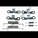 Fitting kit, handbrake shoes 2WD (850/C70/S70/V70 2WD -2000)
