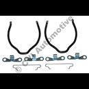 Montsats handbromsbackar 7/900/S/V90 M-L (för bilar med multilink bakaxel)