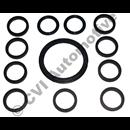 Packningssats vattenrör, AQ165A, BB165A + AQ170A/B/C, BB170A/B/C