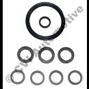Gasket set water pipe AQ60F/90/95/95A/105A/110/120/BB30/BB100/MB18/MB20