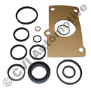Gasket set heat exchanger, B21/B23 marineAQ120B/125A,B/140A/145A,B(BB140A/145A