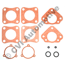 Gasket set, 2 x SU HS6 carbs.