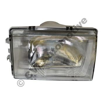 Headlamp H4, 240/260 '81-'93 RH (NB! For RH traffic)