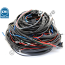 Wiring harness P120/130 (1962) (LHD)