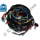 Wiring harness Amazon P220 wagon 1964 (for LHD cars)
