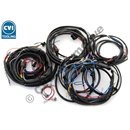 Wiring harness Amazon P220 wagon 1969 (for LHD cars)