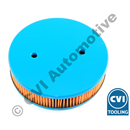 Air filter SU HS6 B18B/D '61-'66 LHD (2-bolt mounting - Volvo genuine)