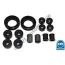 Bushing kit Amazon Spicer axle -1966, + P1800 1961-1965