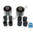 Bushing kit rear Az/1800 1968 (State chassis number)