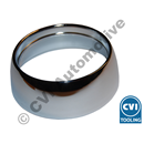 Chrome bezel, for lens 668196 only (2-coloured lens)