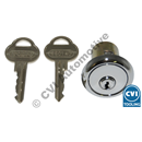 "Ignition lock barrel with ""Volvo"" 2 keys (544/Duett/AZ 58-68, P1800 -69)"