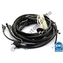Fuel injection harness, 1800E '72,  all 1800ES (rubber covers with Volvo logo)