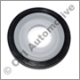 Oil seal crankshaft rear, D20/D24/D24TIC (OE) 200/700/900 1979-1990