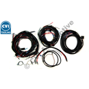 Wiring harness P120/P130 '65-'68 (LHD) (NOT for late '67 or 1968 USA models)