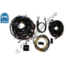 Wiring harness P1800/S (ch no. 1-9999) (LHD cars)