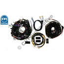 Wiring harness 1800S ch# 12500-28299 LHD '65-'68 (not USA '68)  Best on the market!