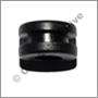 Bushing for door glass, P1800 (- ch no 9999)