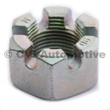 Castle nut, ENV axles (M20 x 1,5)