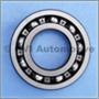 Rear bearing. M30/M40 -'66 + o/drive J (Koyo - Made in Japan)
