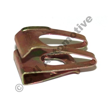 Spring clip for body parts  (Volvo 240 and 260 78-85)