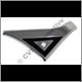 Roof joint mldg, 140/240 lhs