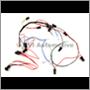 Wiring harness, dash lighting 1800E/ES LHD 1970-72