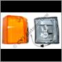 Flasher lamp 142/144 73- OE LH