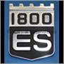 "Emblem ""1800 ES"" (NB! Volvo genuine NOS)"