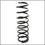 Fjäder bak STD 140/164/240 74-93 (164 1974 + '75 -ch 133493)