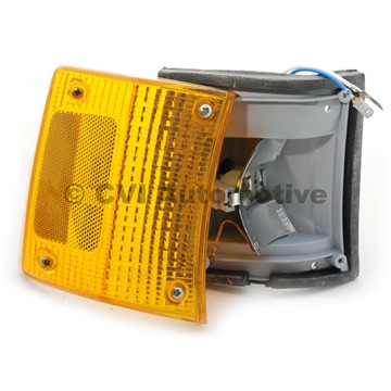Flasher lamp 140 73-74 USA RH (HELLA) (Volvo/Hella genuinel)
