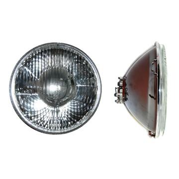 "Headlamp insert, LHD H4 ""Volvo"" (RH traffic Sweden, USA etc)"