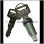 Lock trunk 140/164/240 73-78 (245  -1979)