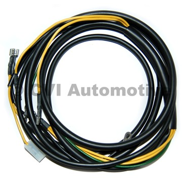 Cable, manual gearbox 1800ES 1973
