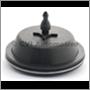 Vacuum bellows heater