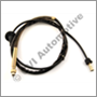 Speedo cable 140 M41 73-74/240 M46 O/D -86 +164 M410 (BW35 LHD) 73-74 (2000 mm)