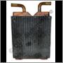 Heater core, 140/164/200 '74- (A/C)