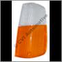 Blinkersglas fram 240 -'80, vä (typ Cibie)