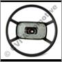 Steering-wheel, 140/164 '73-75