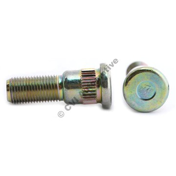 Wheel bolt, 140/164/240 (front/rear)
