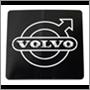 Emblem Volvo, grille 240 78-93