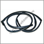 Door seal, 144/145/164/244 rear RH
