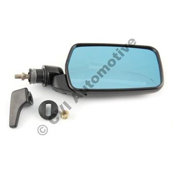 Door mirror 200 LHD 80-85 manuell, RH (convex, not USA/Can/Japan)