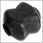 Torque rod bush, 240 '75-'80 (for torque rod 1205797)
