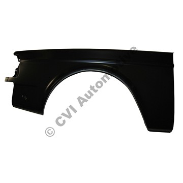 Front wing 240 81-83, LH (can also be used for 1984 model)