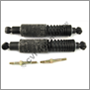 Shock absorber kit 245 rear self-levelling (1 pair) (no returns accepted - last kit remaining)