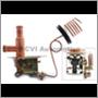 Heater valve late 164 240  A/C