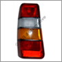 Tail lamp 245 '81-  not USA LH